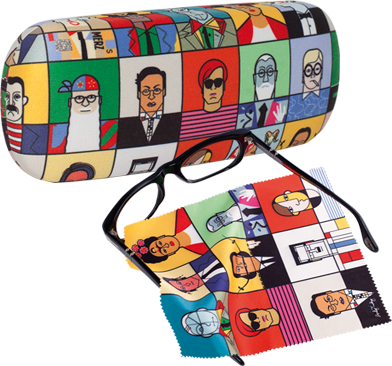 Great Modern Artists | Glasses Case