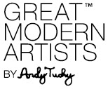 Great Modern Artists | Logo