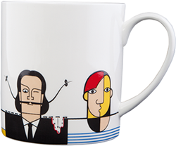 Great Modern Artists | Mug